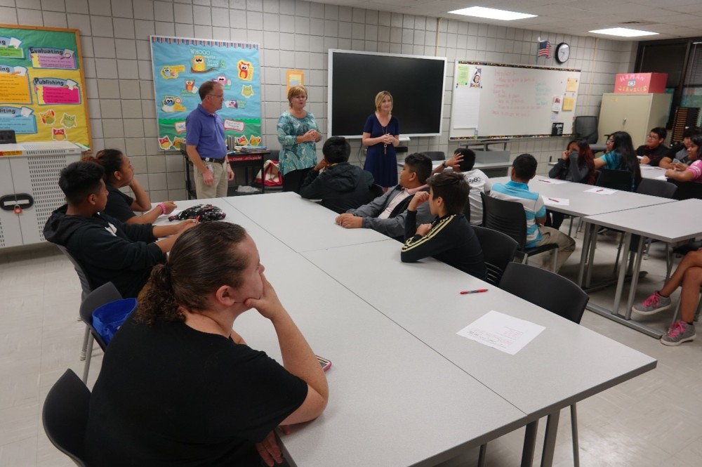 scc making IMPACT on Youth