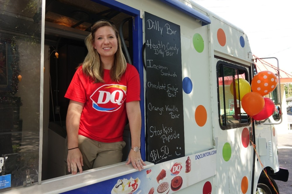 dairy Queen To Beat the Heat at SCC