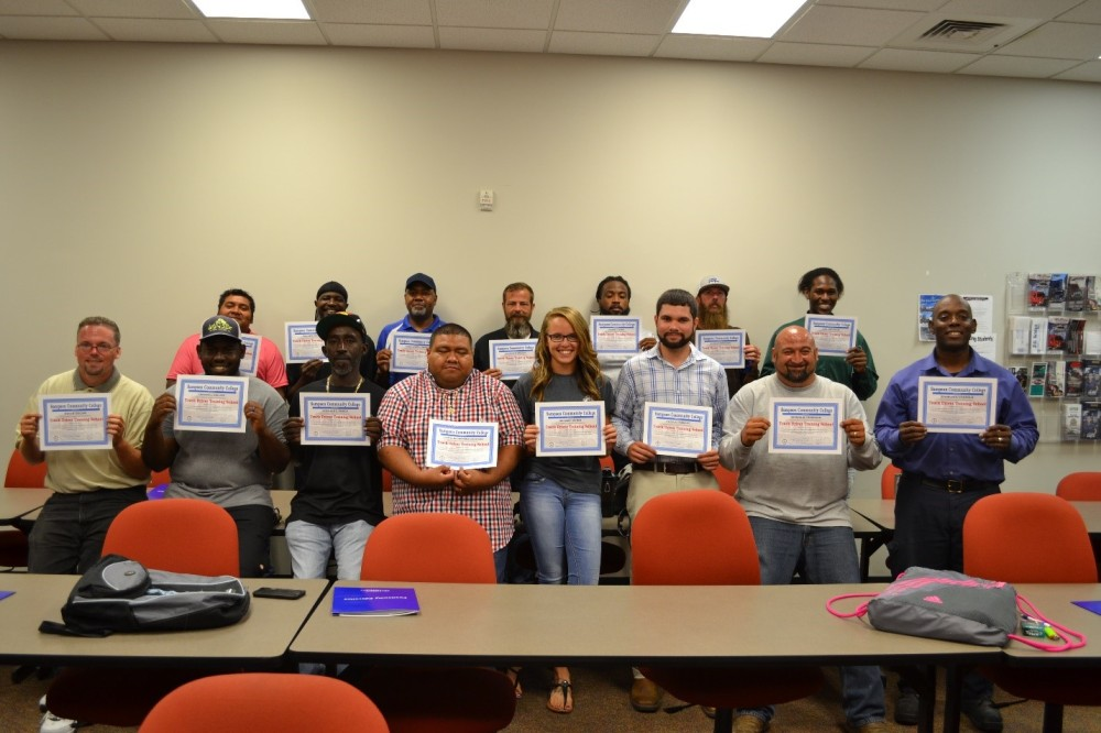 latest SCC Trucking Grads Kickoff New Chapter